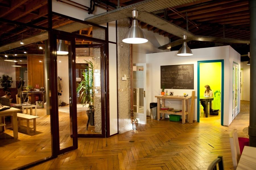 La Cordée Liberté – coworking for freelancers and creatives