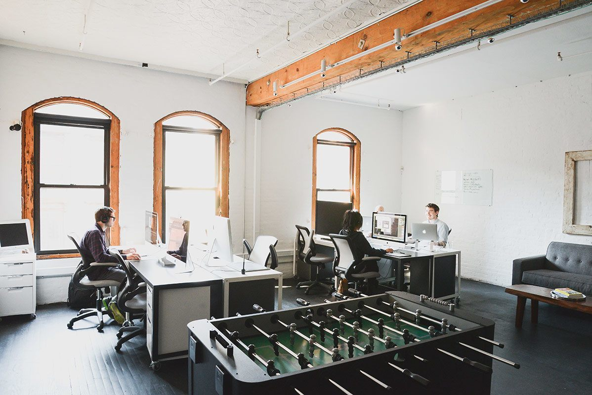 Kworq's New York City Offices