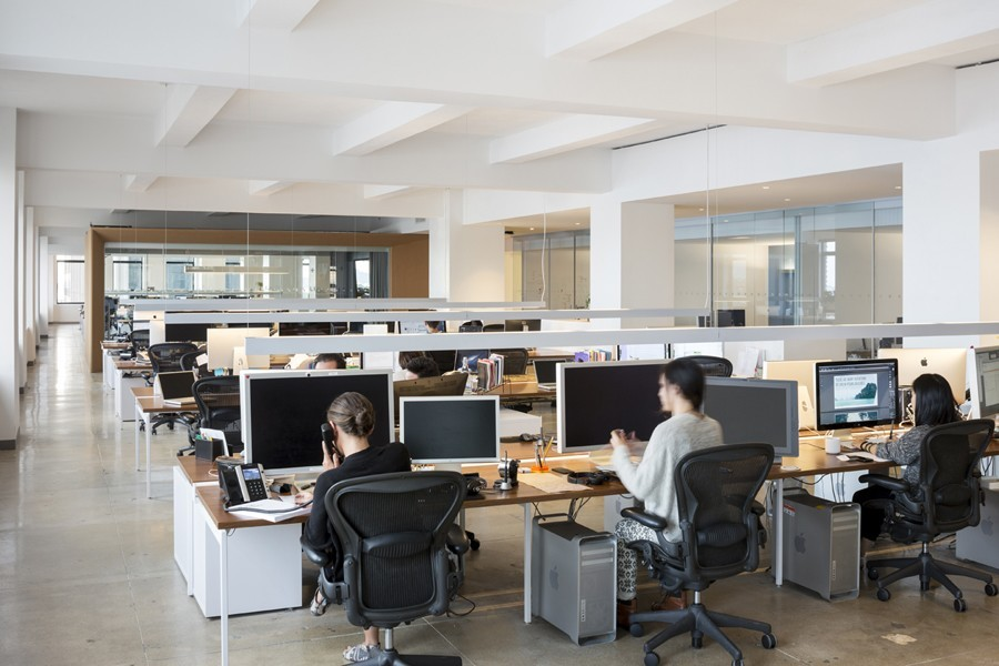 Droga5, Advertising Agency Offices