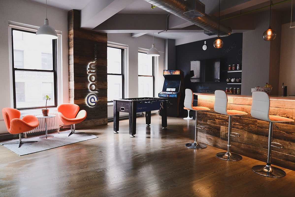 Path Interactive's Cool New York City Office