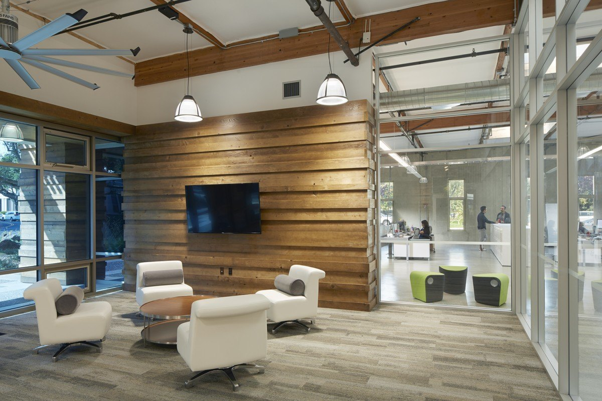 Take Look Shipwires Sunnyvale Offices on Light Blue Modern Kitchen Design