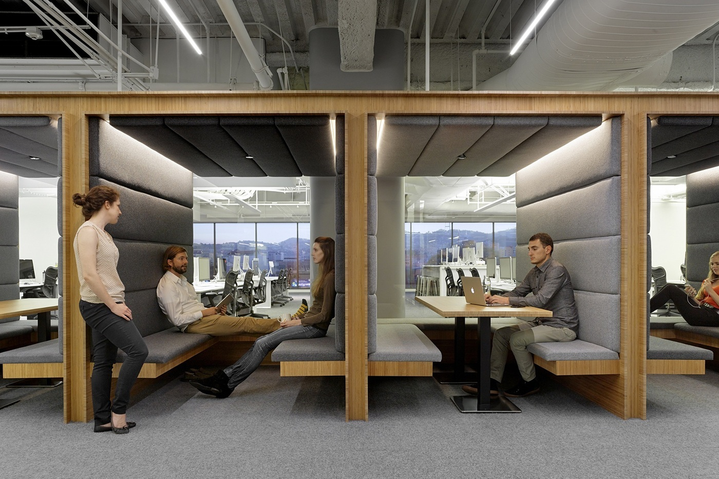 A Look Inside Square S San Francisco Headquarters