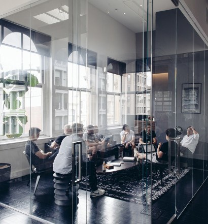 Squarespace offices officelovin - Squarespace dublin office ...