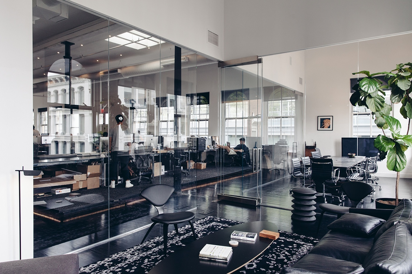 Inside Squarespace S New York City Headquarters Officelovin