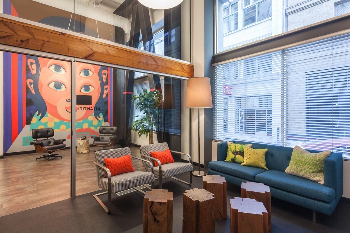 Inside TradeShift's San Francisco Offices