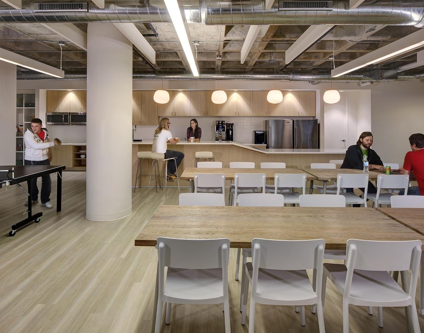 A Peek Inside Zendesk's New Madison Offices