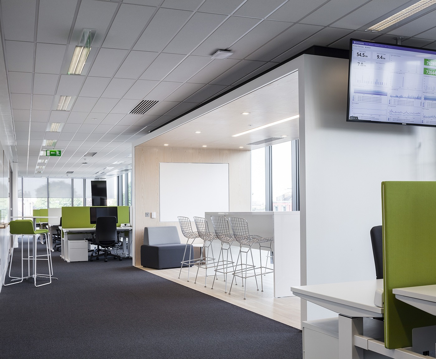 Take A Look At Zendesk S Dublin Offices Officelovin