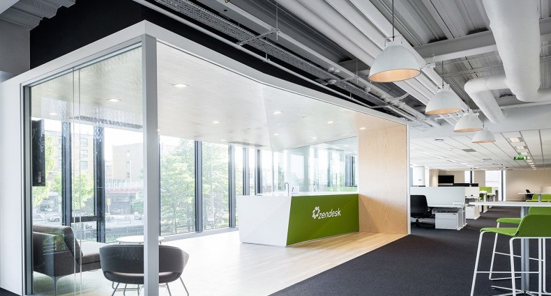 Officelovin discover the best tech and startup offices - Squarespace dublin office ...