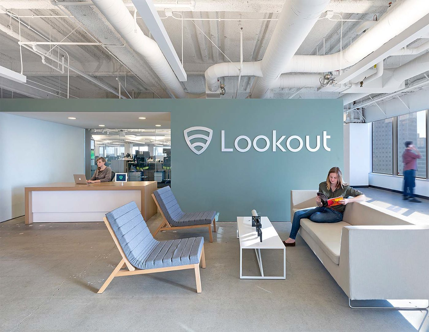 Another Look Inside Lookout's San Francisco Office