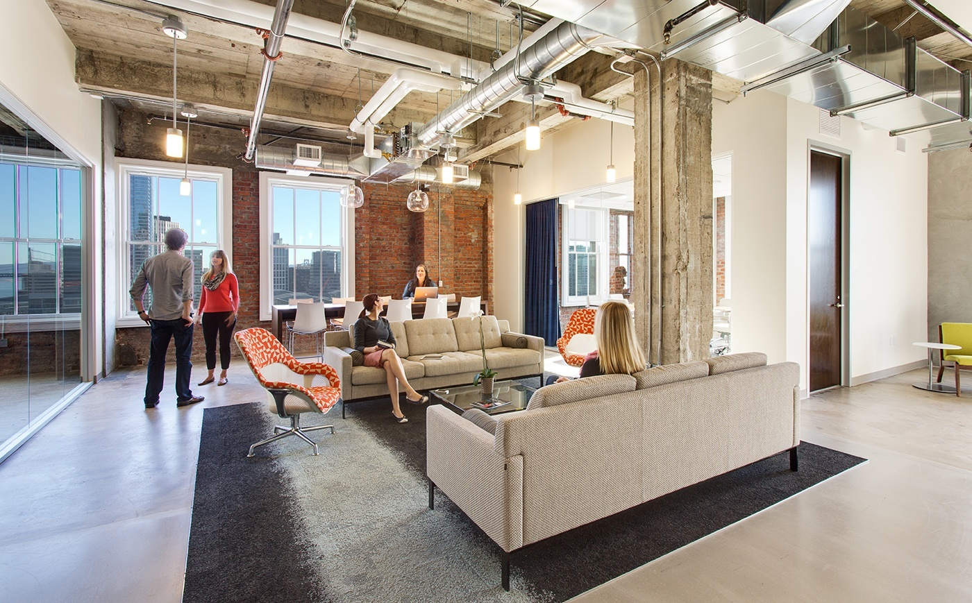 Inside Software AG's New San Francisco Office