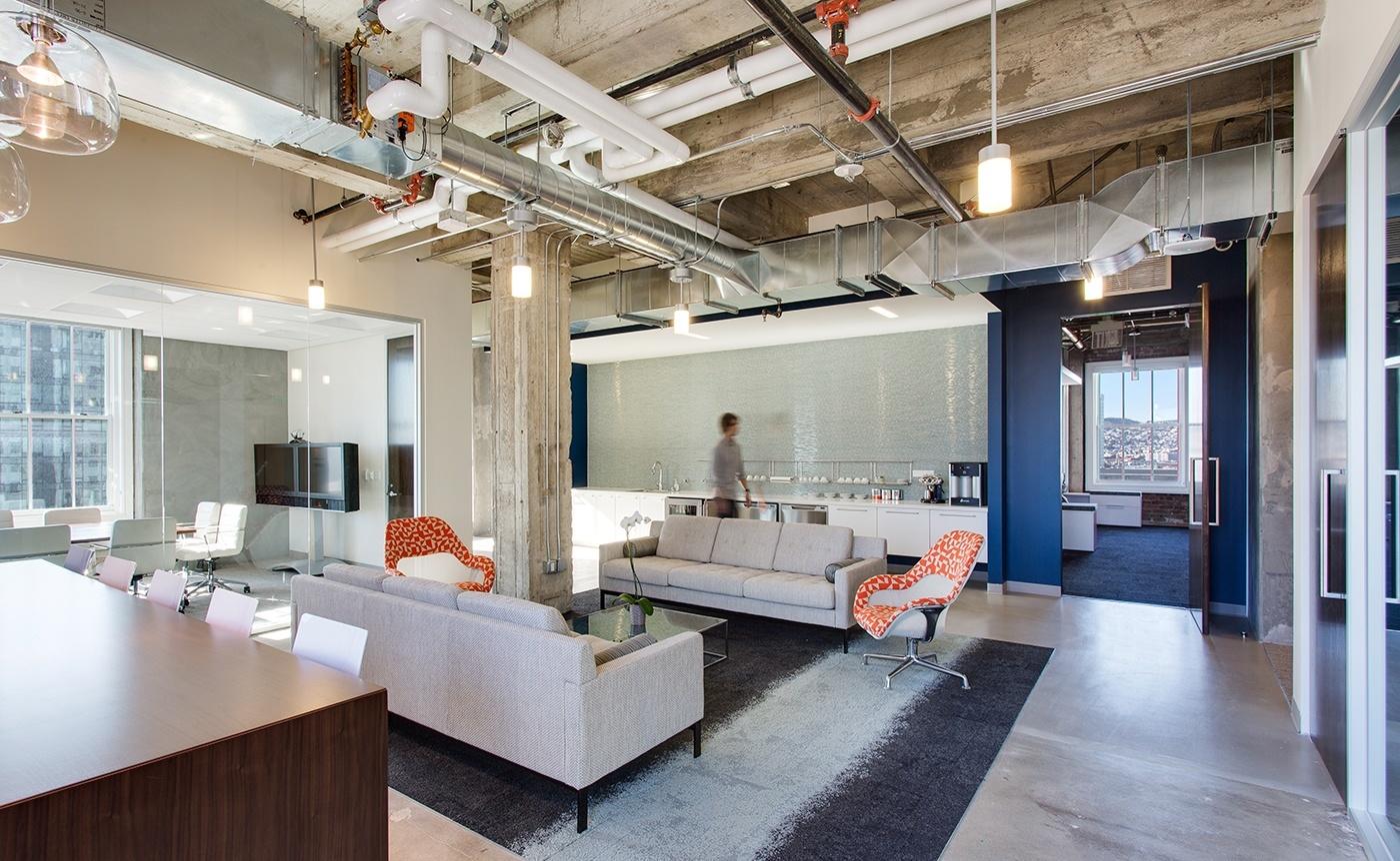 Inside Software Ag S New San Francisco Office Officelovin