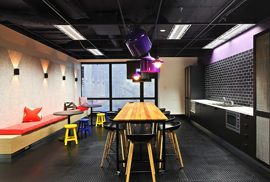 Take a Tour of OneVue's Sydney Office