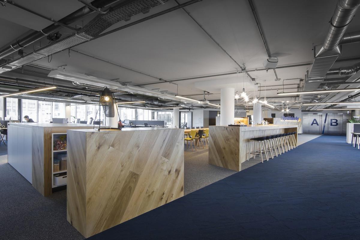 Inside Optimizely's Elegant Amsterdam Office