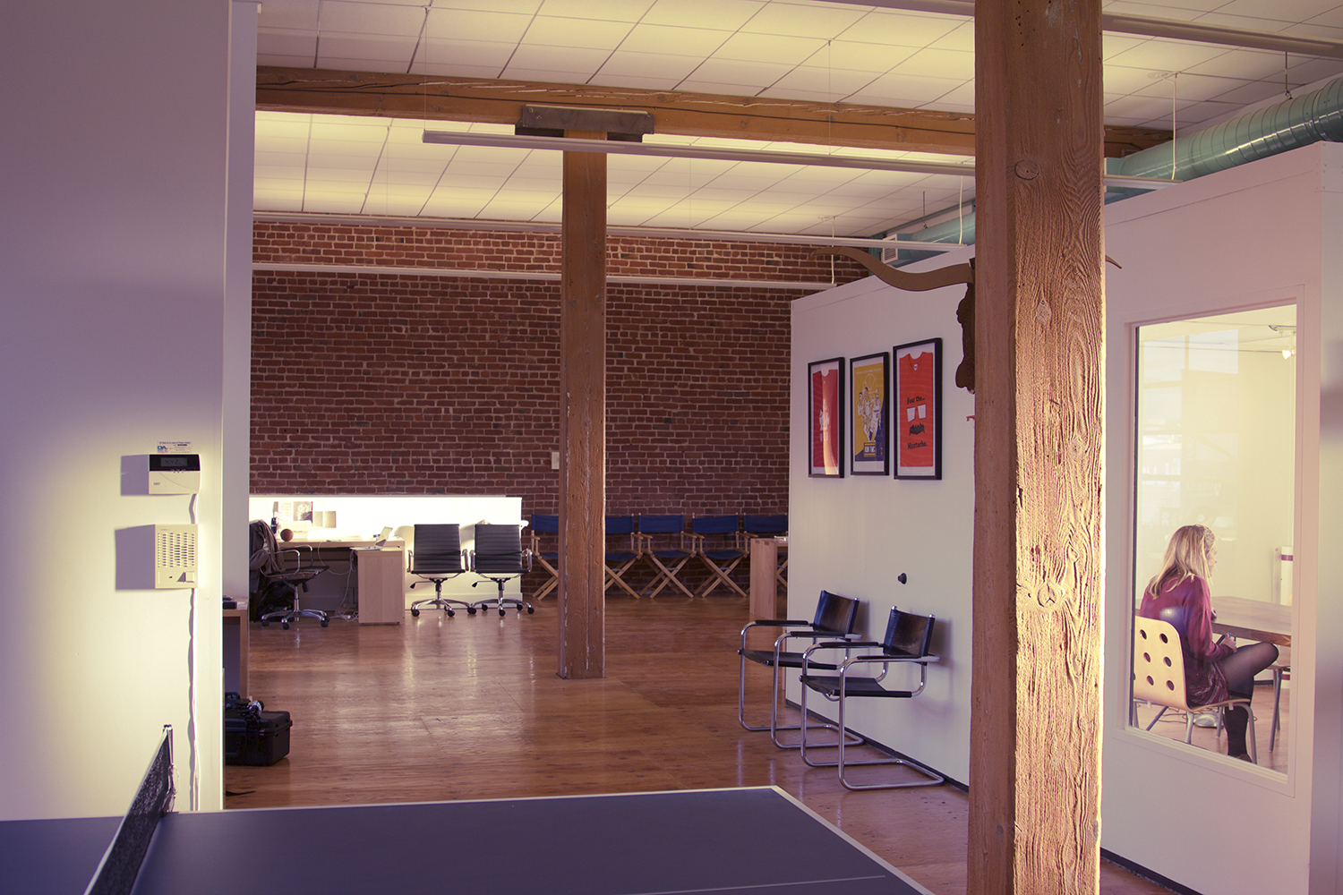 An Exclusive Look Inside Portal A's New San Francisco Office