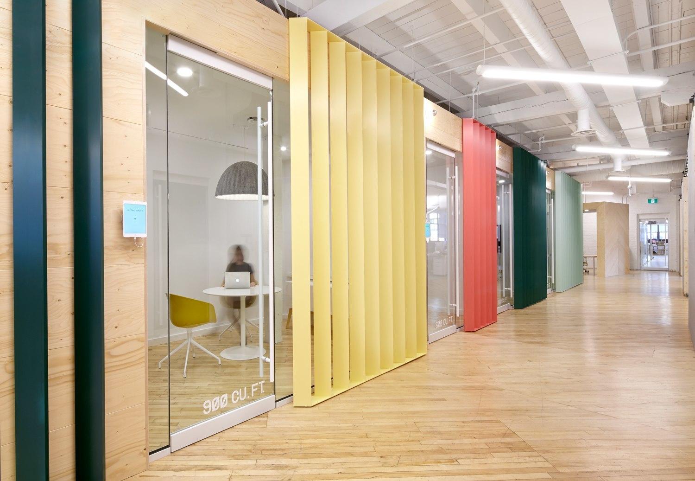 Inside Shopify S Gorgeous Toronto Office Officelovin