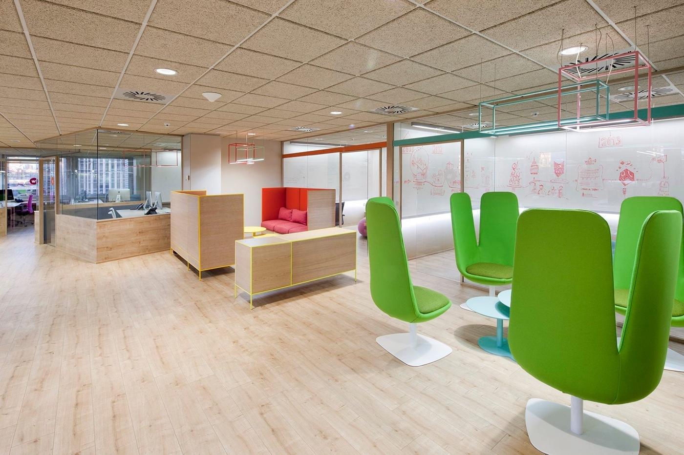 A Look Inside Wink's Madrid Office