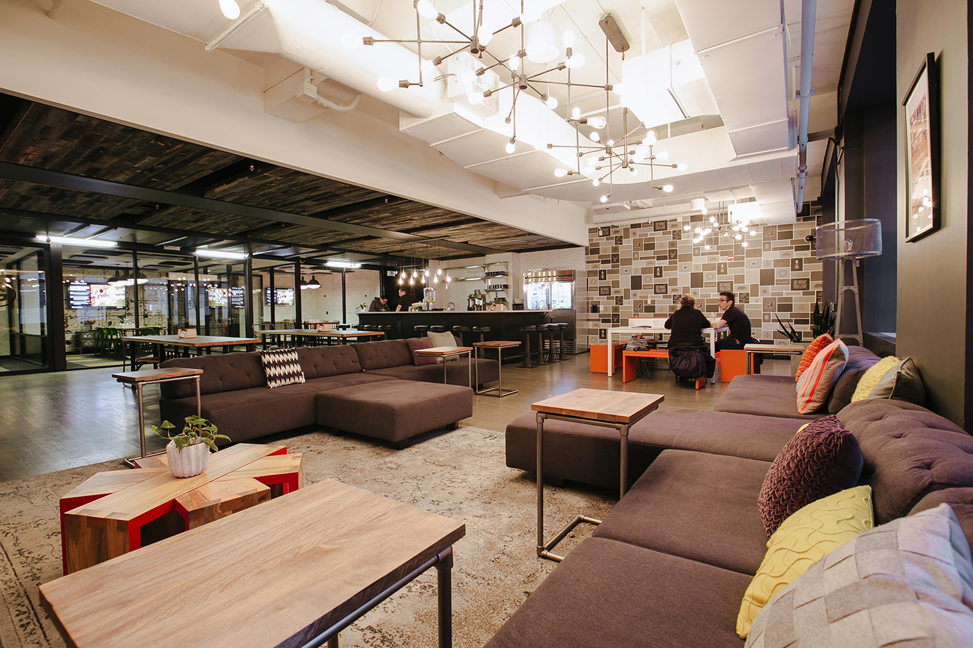 An Exclusive Look Inside WeWork - Charging Bull - Officelovin'