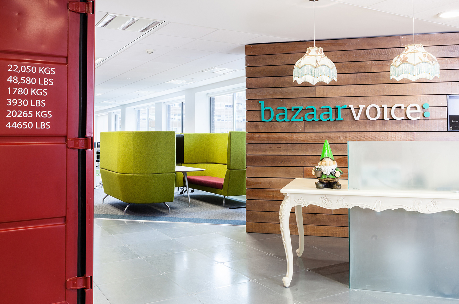 Take a Tour of Bazaarvoice's Cool London Office