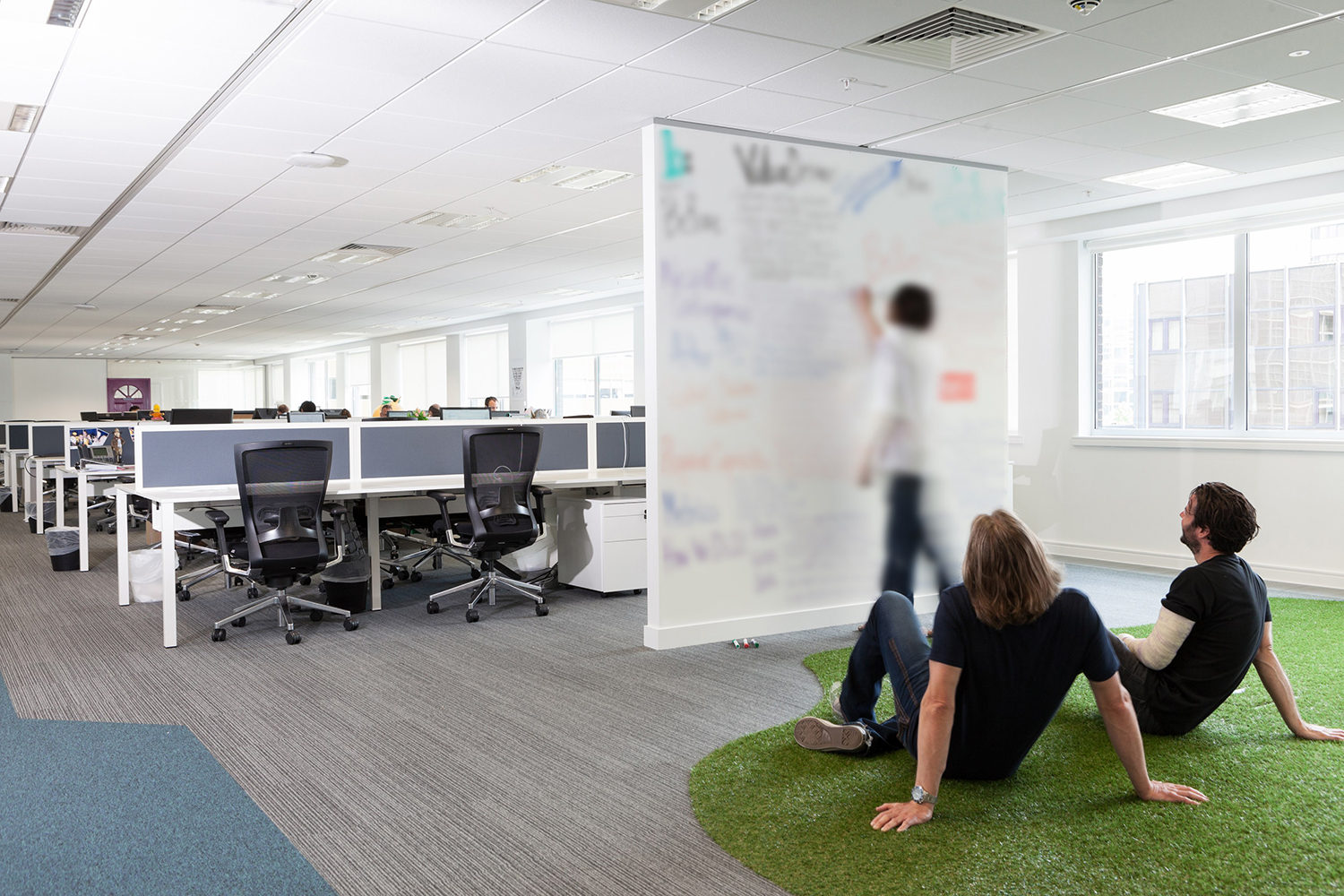 Take A Tour Of Bazaarvoice S Cool London Office Officelovin