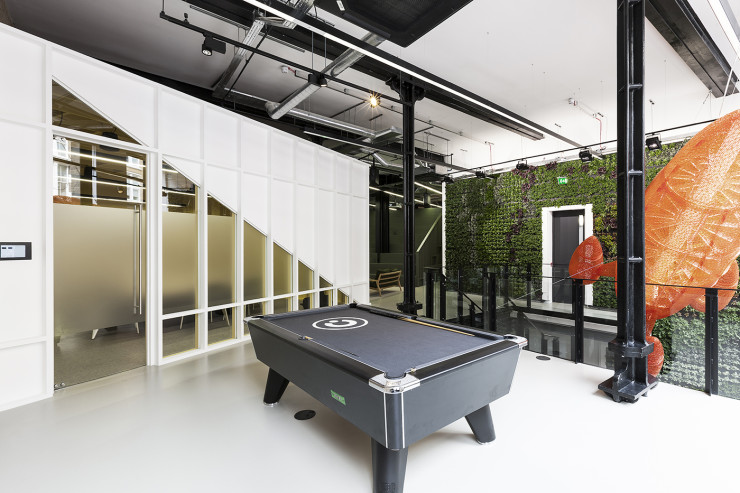 Take A Tour Of Capco And Bold Rocket Office Officelovin