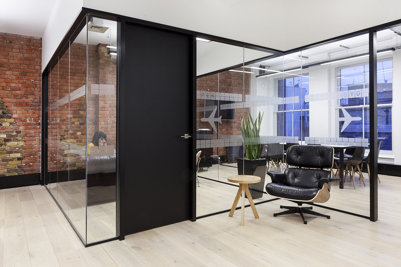 A Look Inside Kayak's Elegant London Office