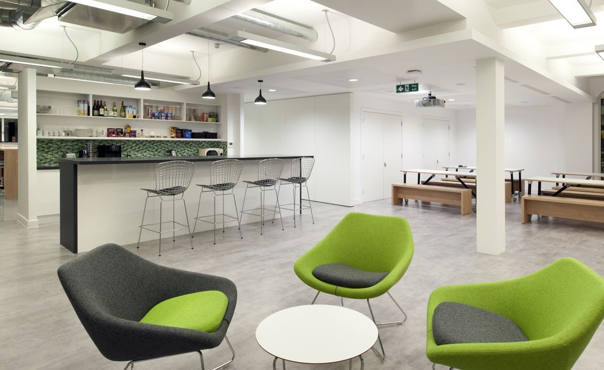 Take a Tour of Lookout's London Office