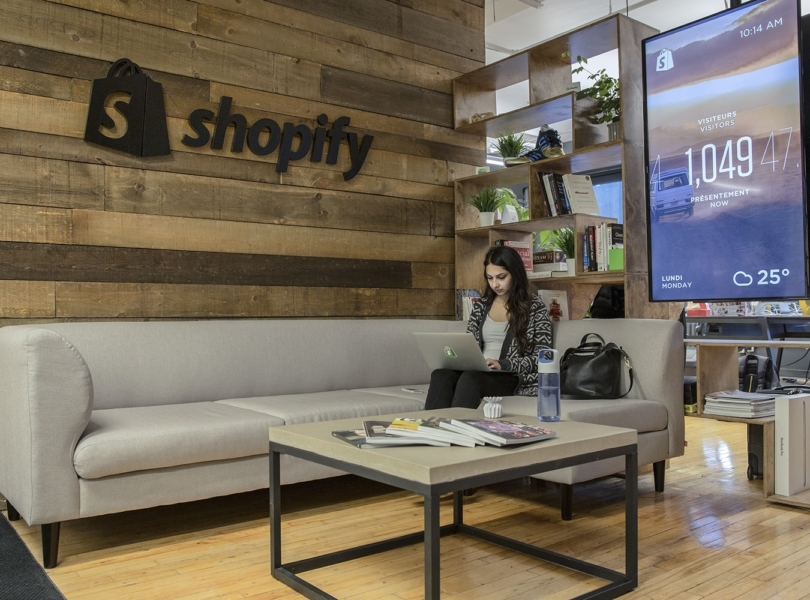 shopify-montreal-lobby