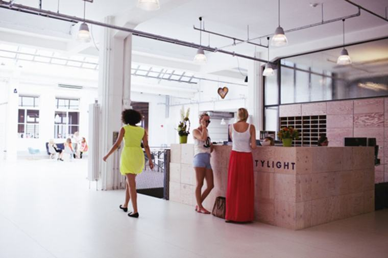 An Exclusive Look Inside Stylight's Munich Headquarters
