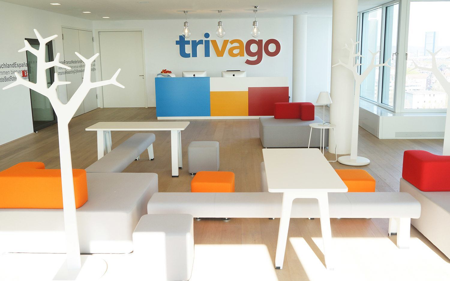 A look inside trivago s d 252 sseldorf office officelovin