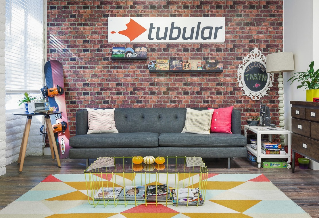Inside Tubular's Chic Mountain View Office