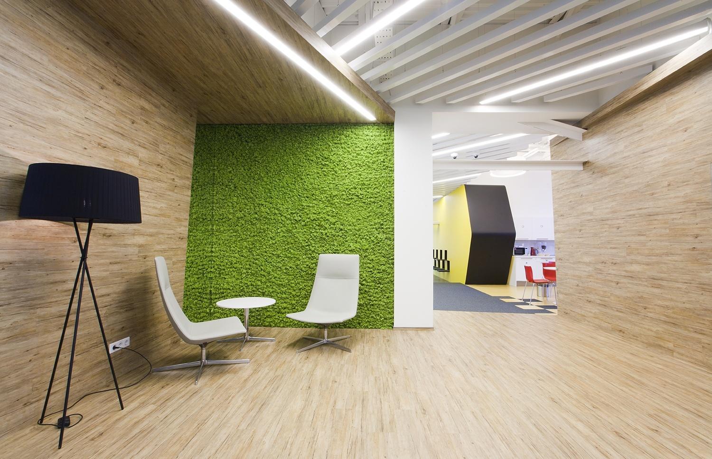 A Peek Inside Yandex's New Saint Petersburg Office