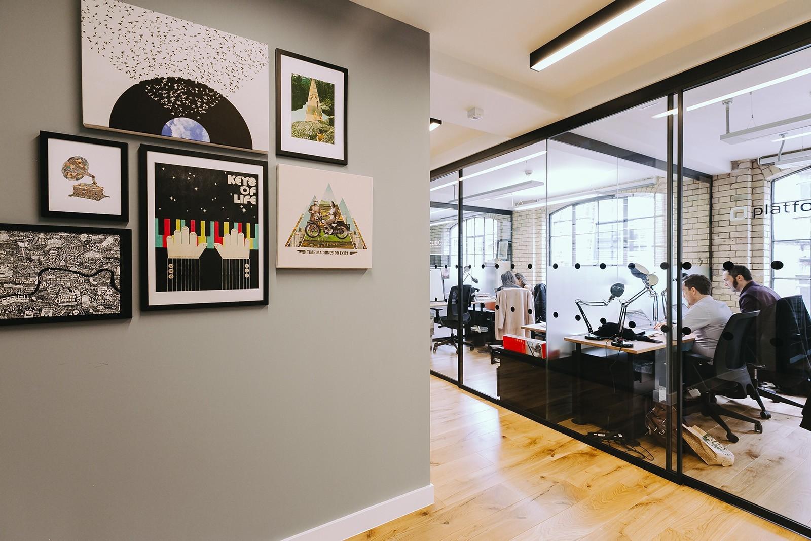 An Exclusive Look Inside Wework Coworking In London S Soho