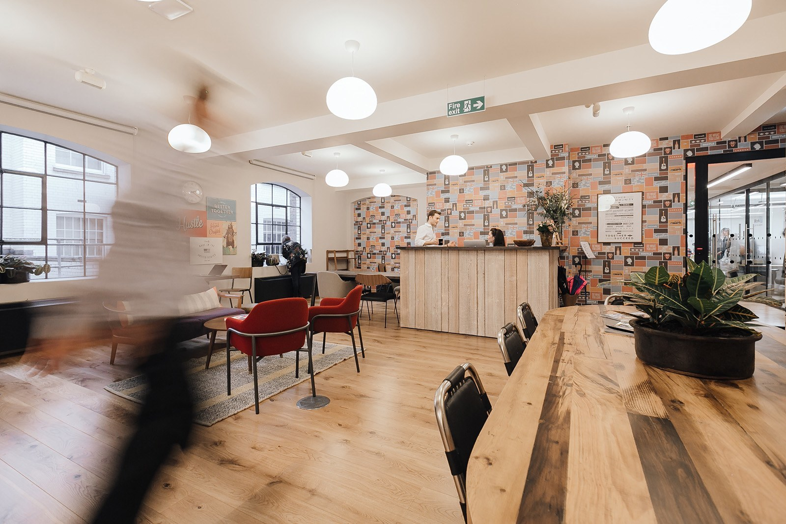 An exclusive look inside wework coworking in london s soho