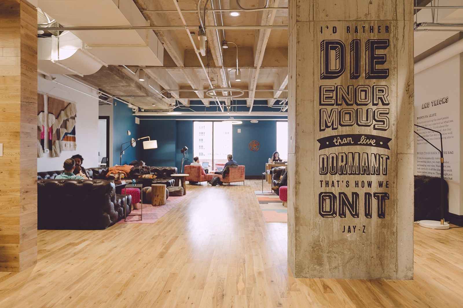 An Exclusive Look Inside WeWork Coworking in Austin