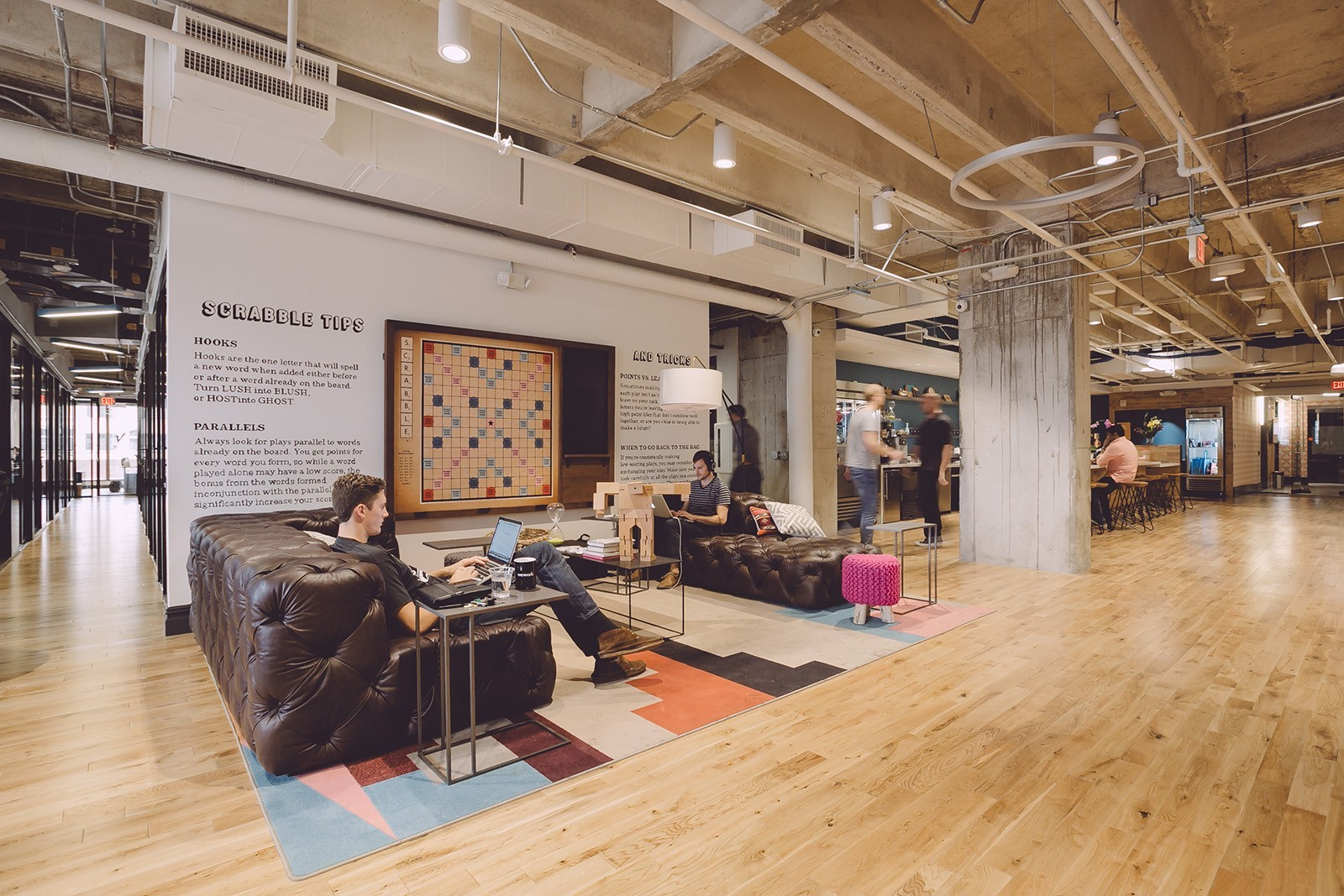 An Exclusive Look Inside Wework Coworking In Austin