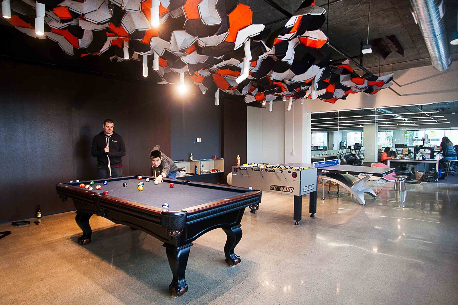 Take a Tour of Livefyre\'s San Francisco Office - Officelovin\'