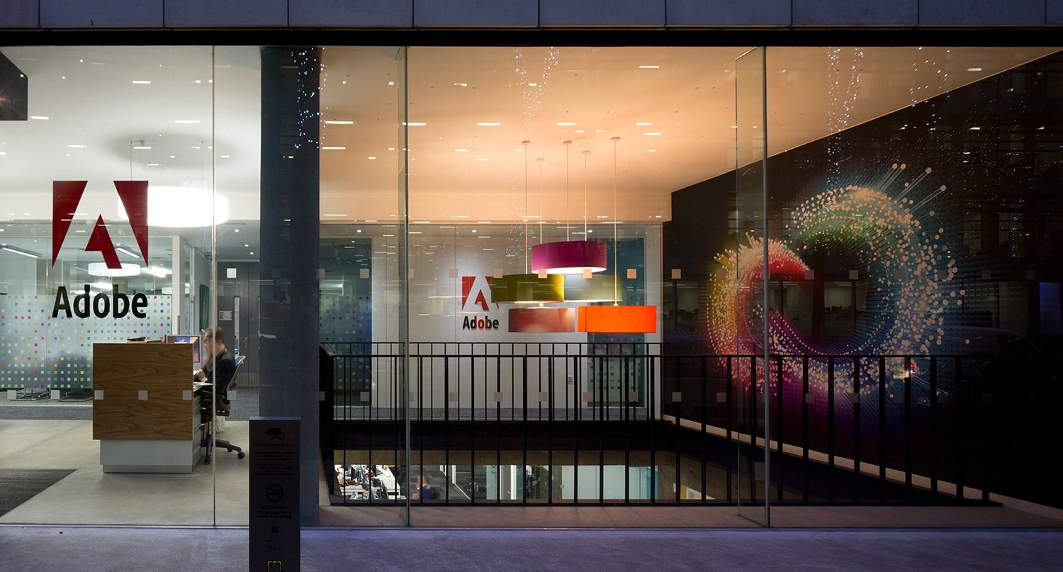 Adobe London Office 6
