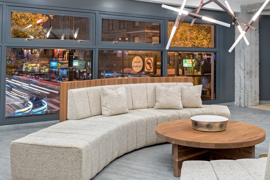 A Look Inside Artis Ventures' Elegant San Francisco Office