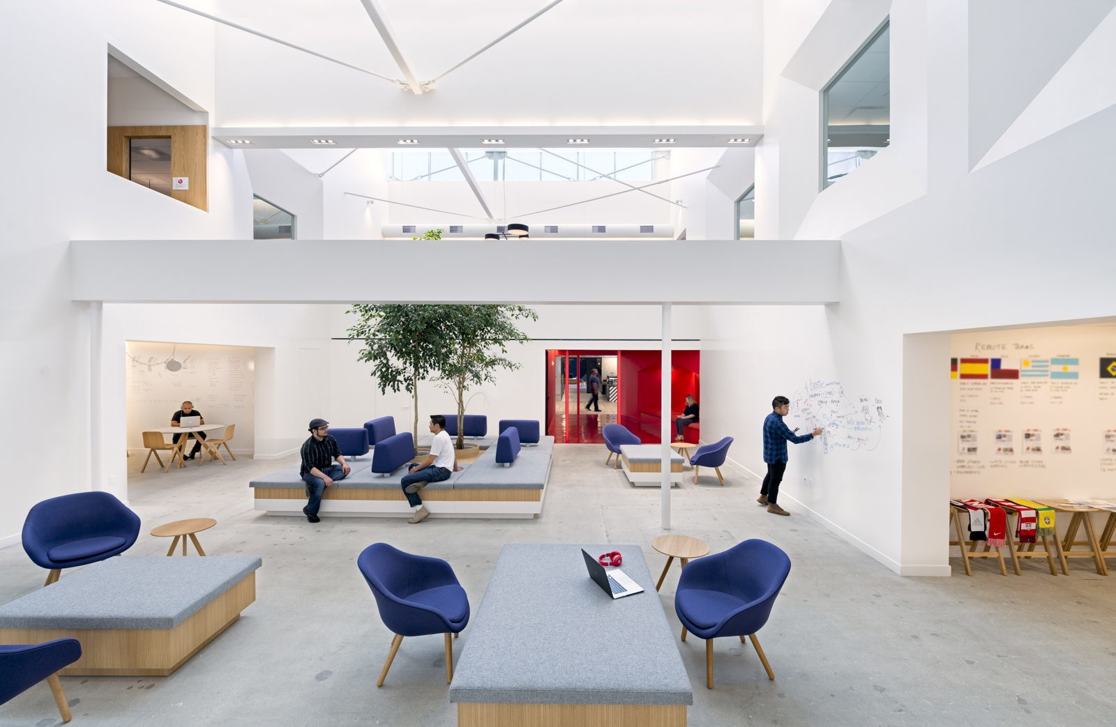 Another Look Inside Beats by Dr. Dre's Los Angeles Headquarters