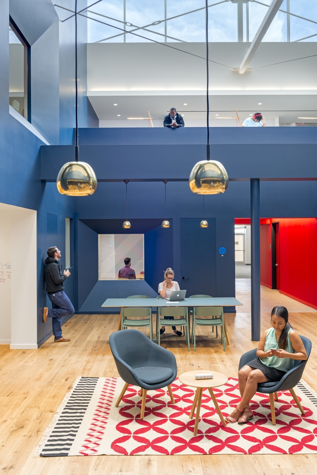 Another look inside beats by dr dre s los angeles - Interior designers in los angeles ...