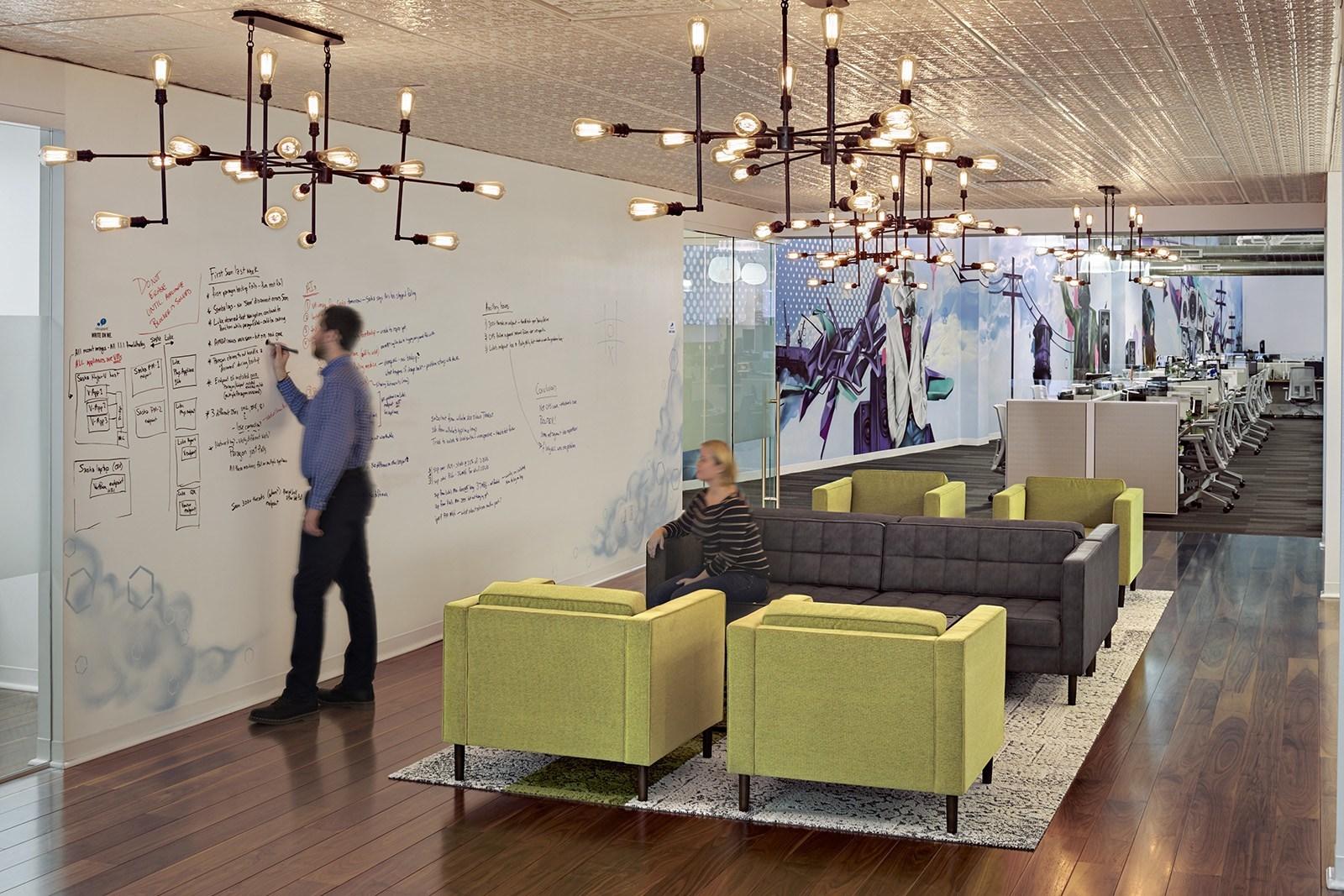 take a tour of carbonite u2019s boston headquarters
