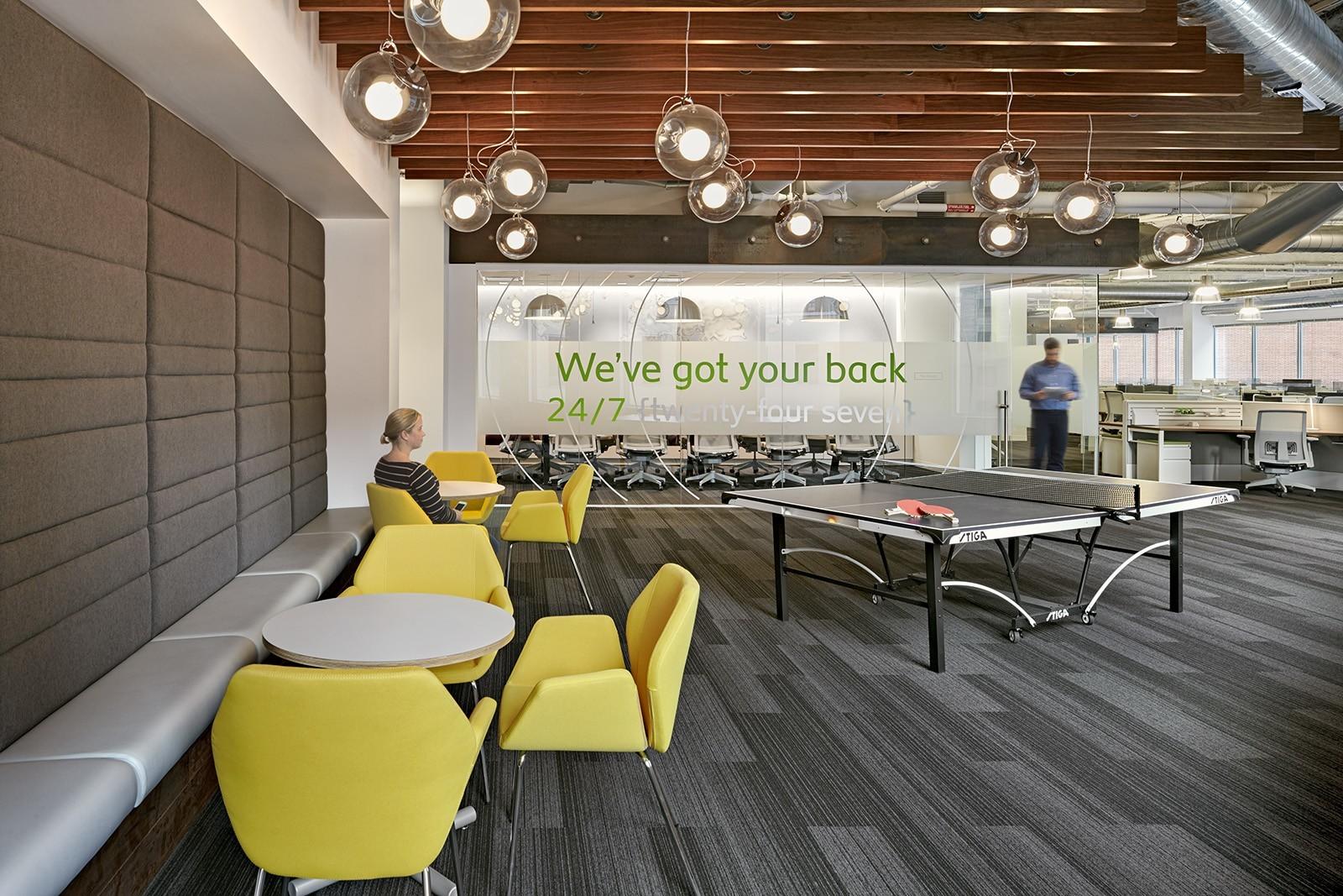 Take a Tour of Carbonites Boston Headquarters Officelovin
