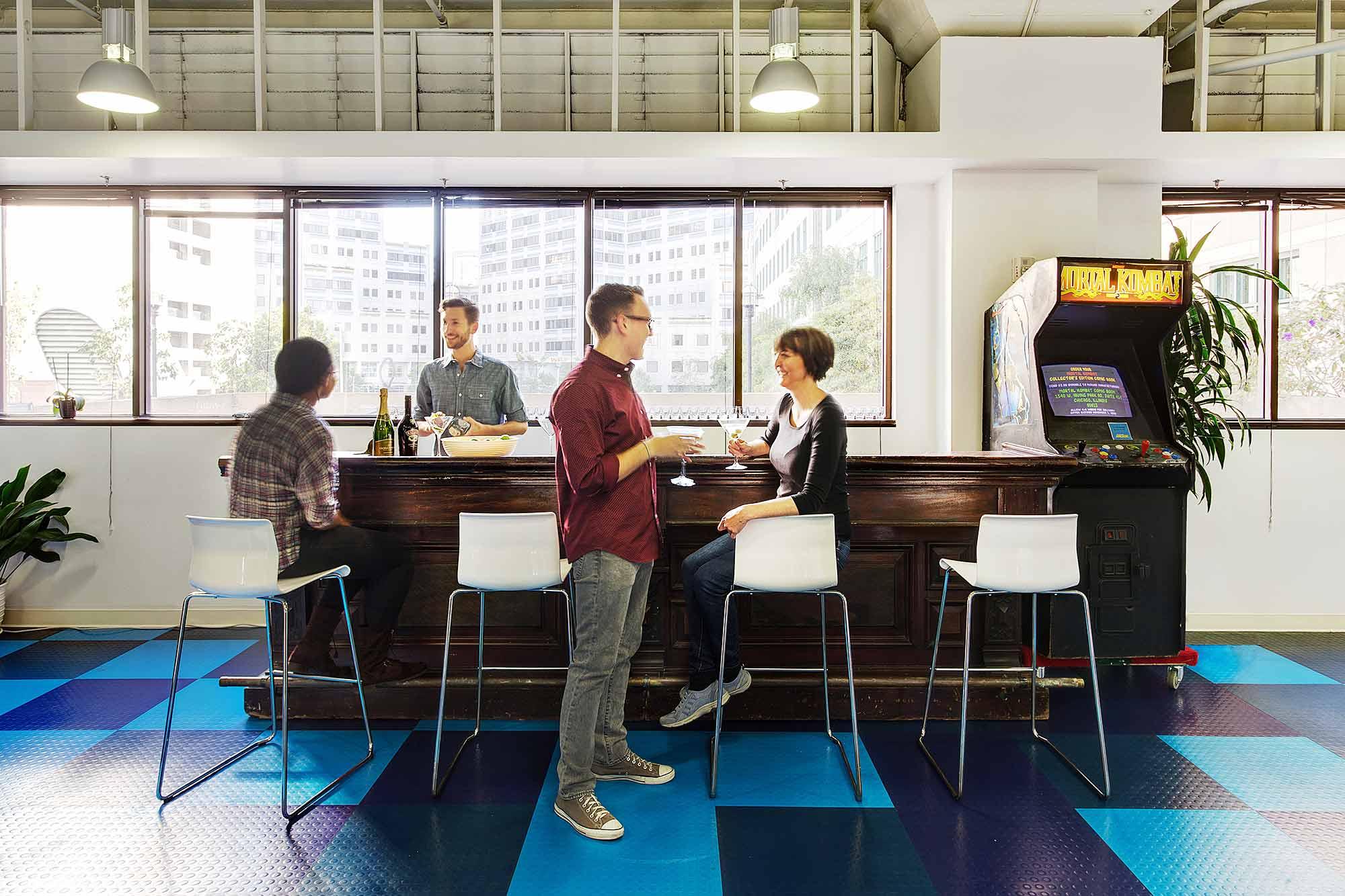 A Peek Inside Prezi S Cool San Francisco Office Officelovin
