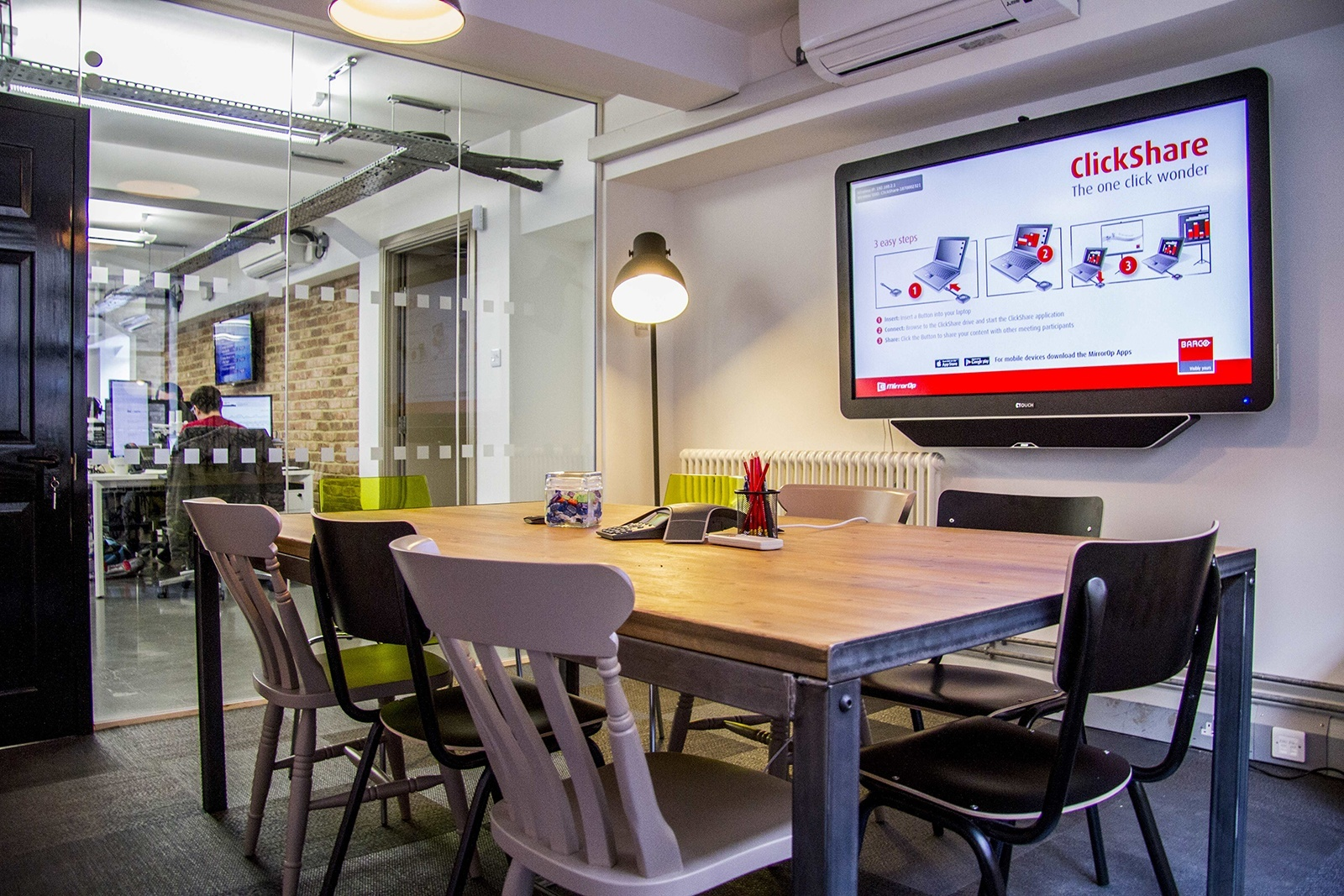 A Look Inside Greenlight Digital's London Office