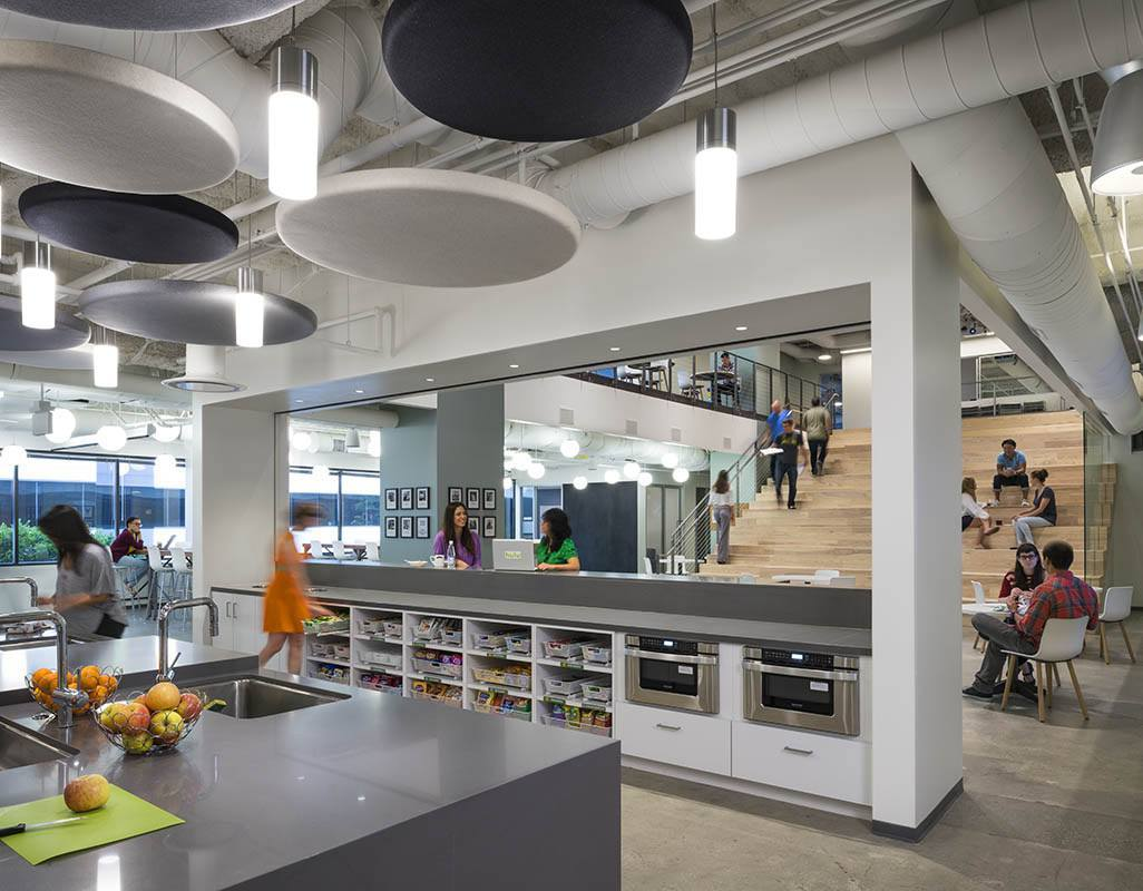 A Peek Inside Hulu S Santa Monica Office Officelovin