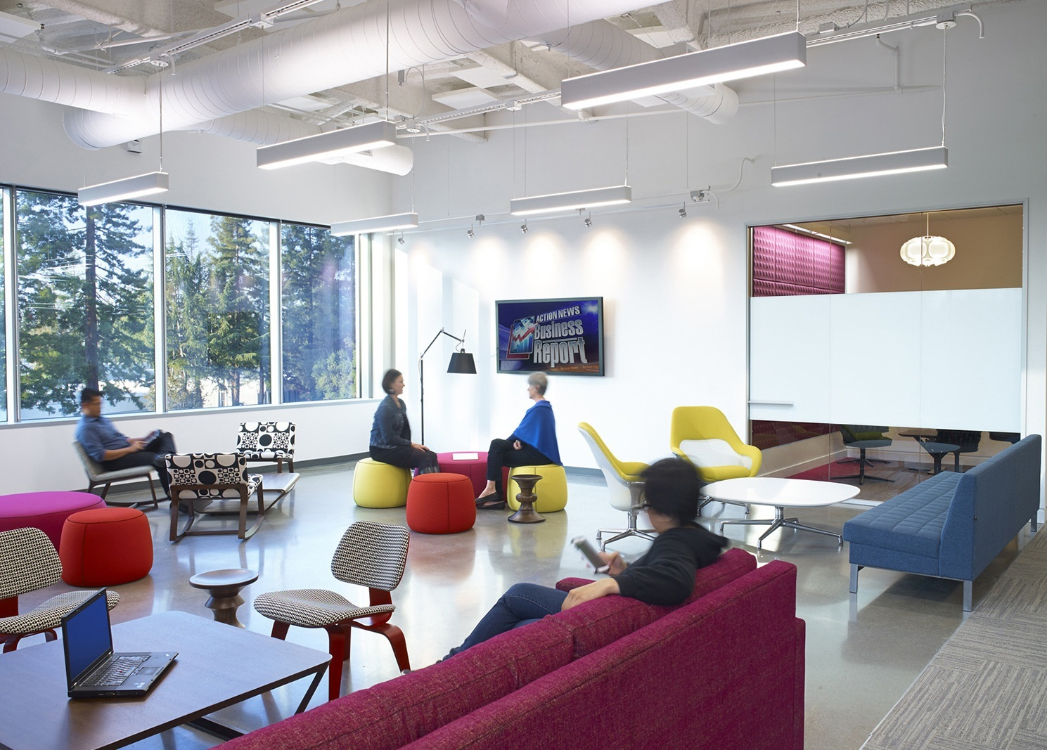Take a Look at LinkedIn's New Sunnyvale Office