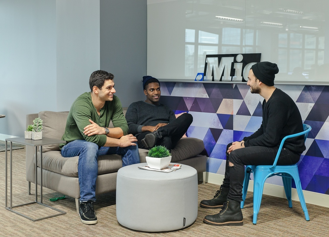 Take a Tour of Mic's Cool New York City Office