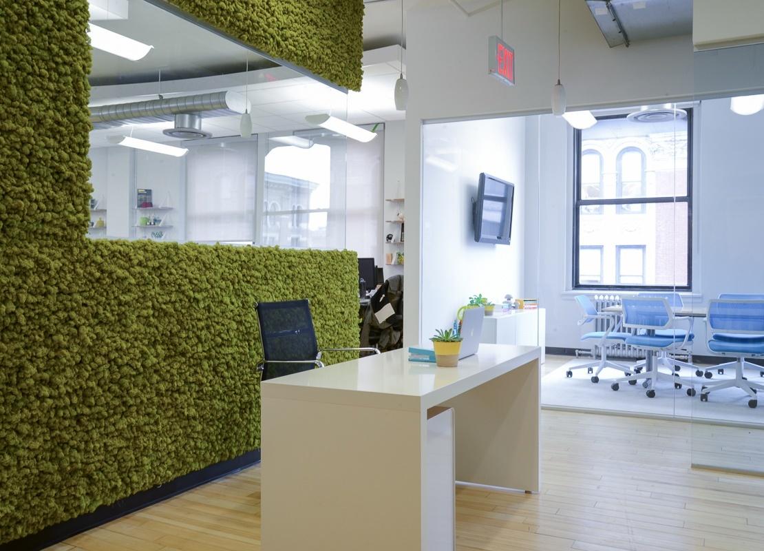 A Peek Inside SeatGeek's New York City Office - Officelovin