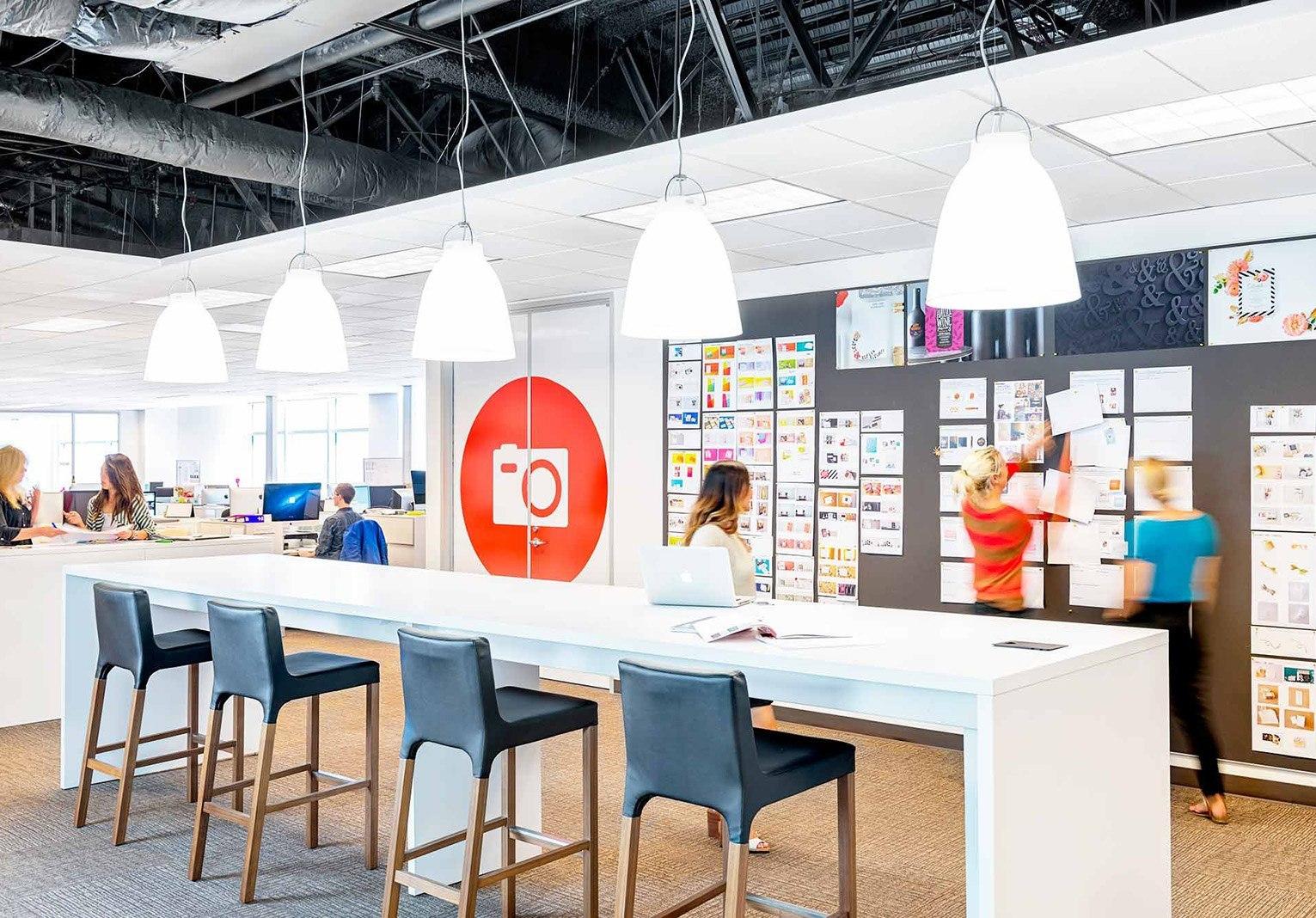 A Look Inside Shutterfly's Santa Clara Office