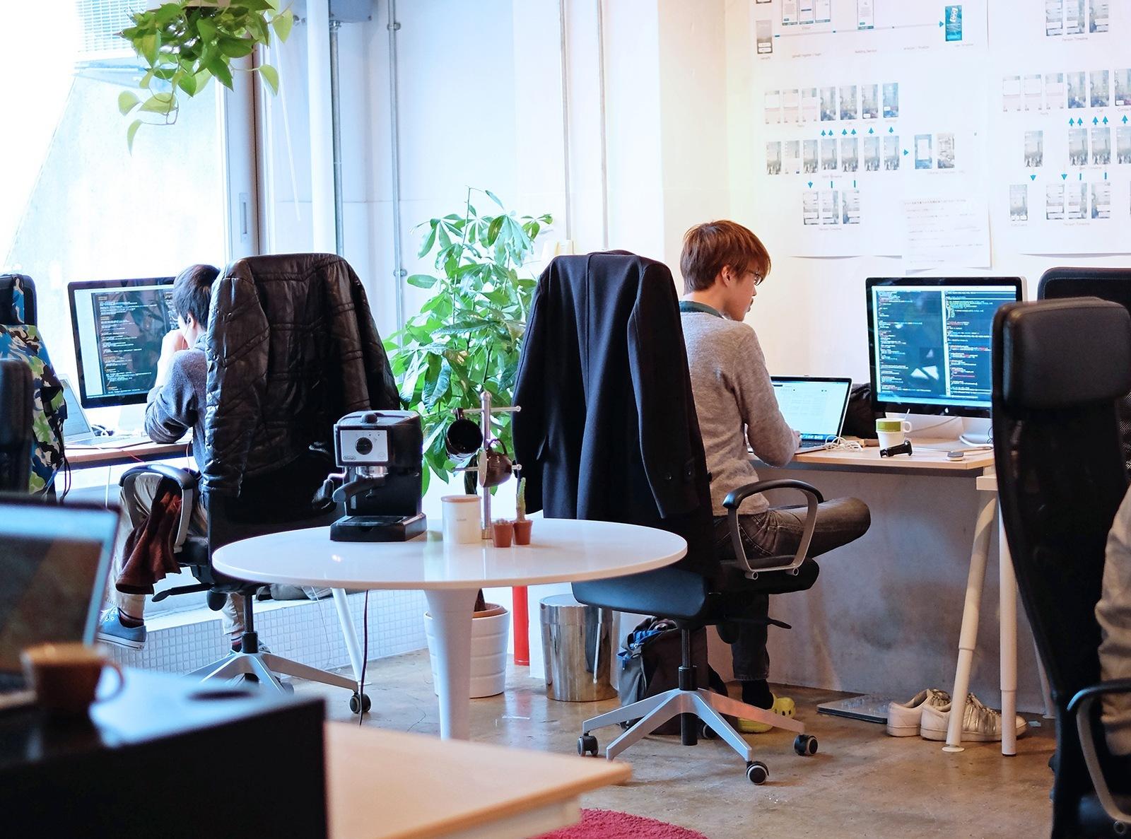 A Look Inside Swingnow's Cool Tokyo Office